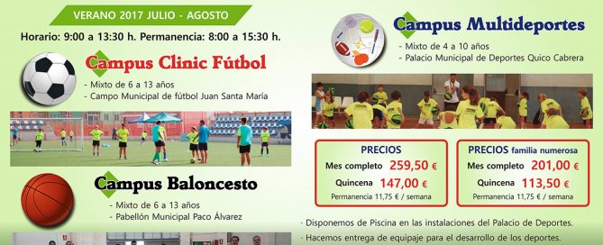 Liceo FRances Tenerife Campamento Deportivo