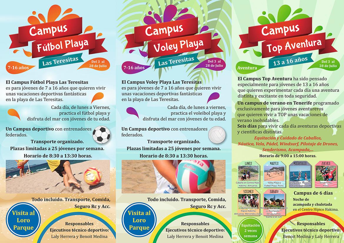 Liceo FRances Tenerife Campamento adolescentes