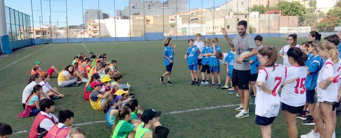 Lycée Français de Tenerife Jules Verne-rugby