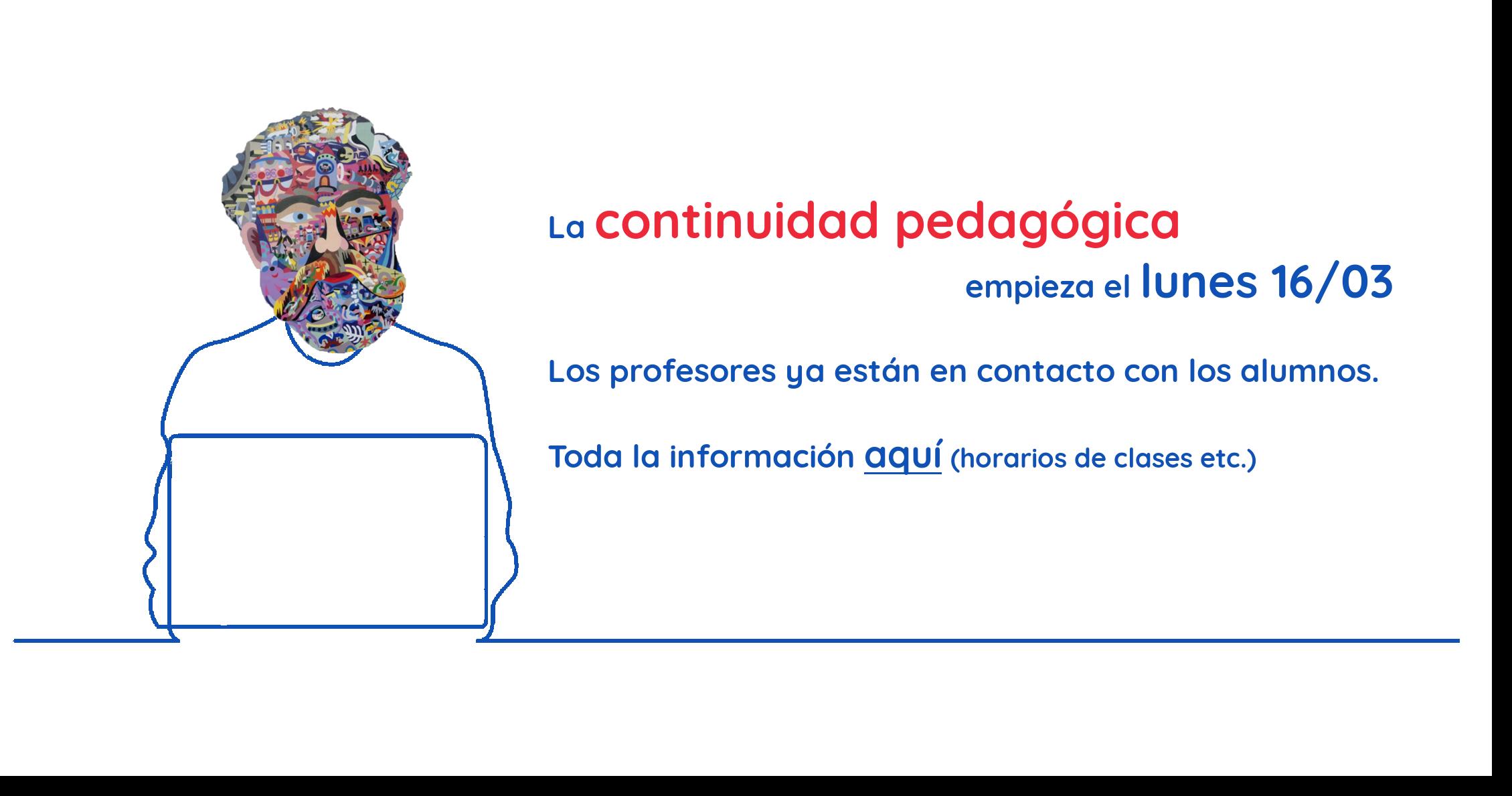 Continuidad pedagógica
