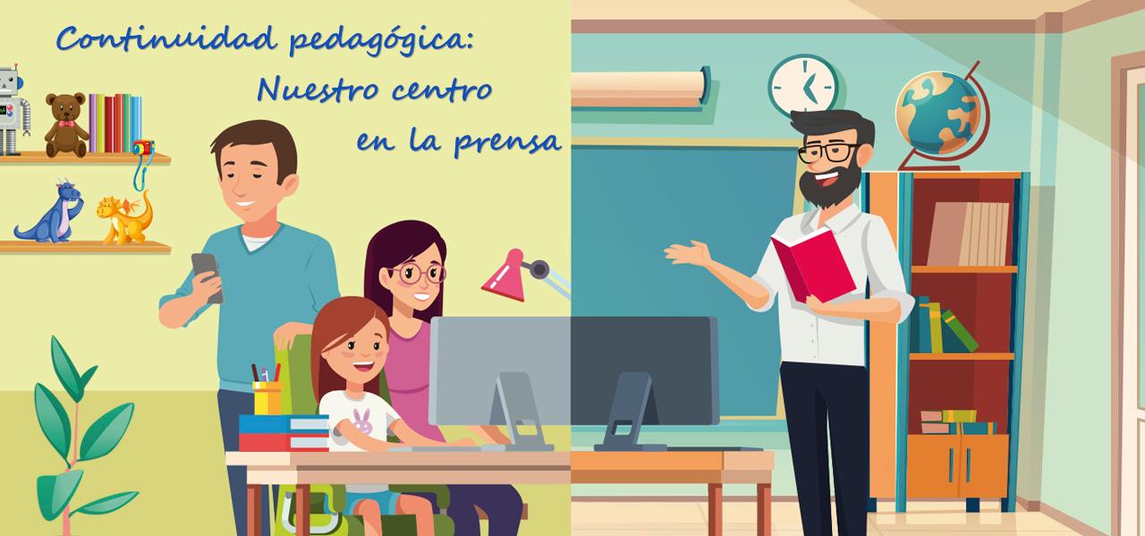Continuidad pedagógica: comunicado prensa