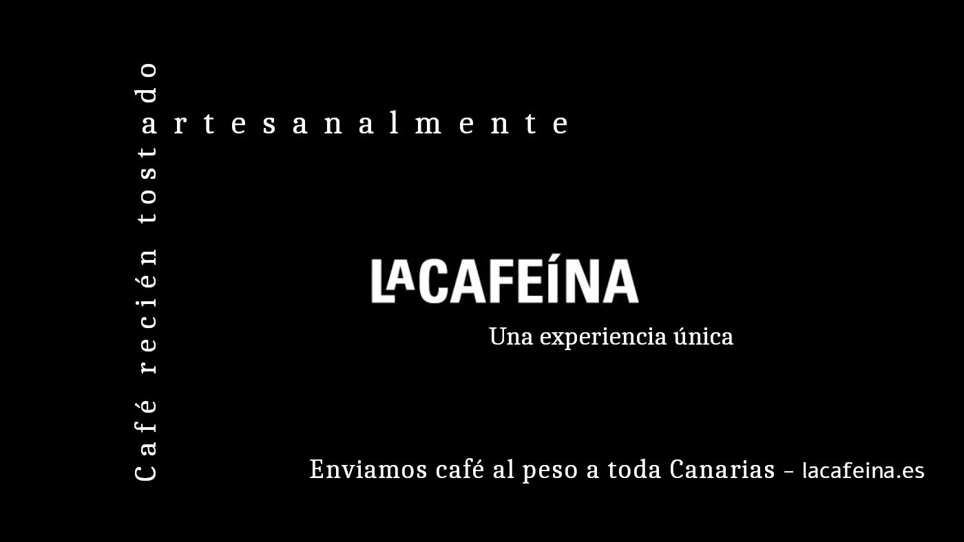 La cafeina anuncion