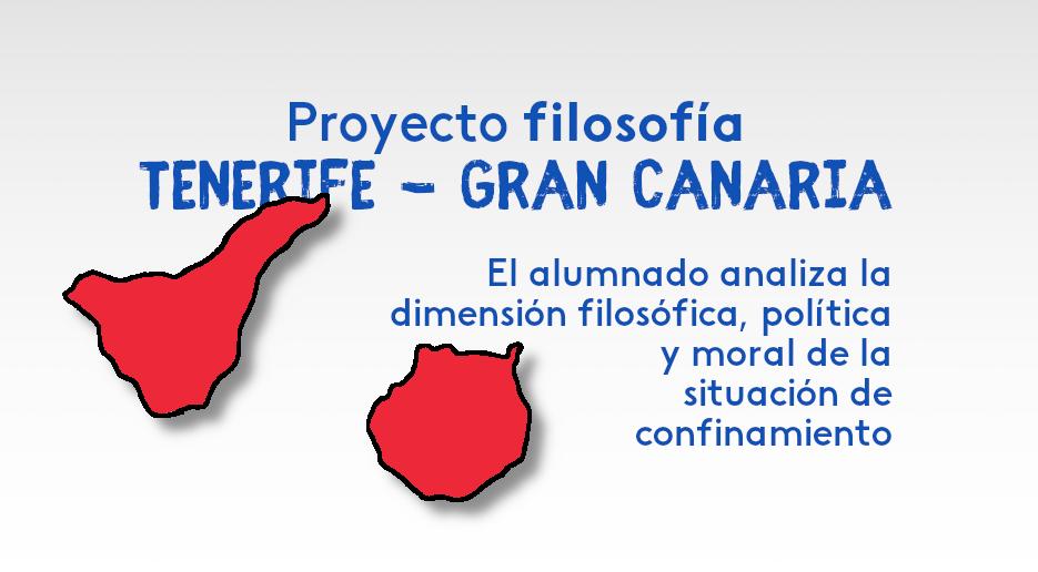 Trabajo filosofía Tenerife Gran Canaria