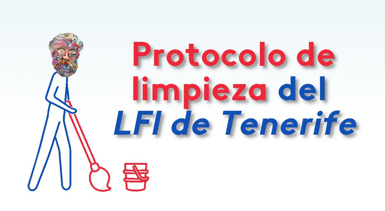 Protocolo de limpieza del LFIT