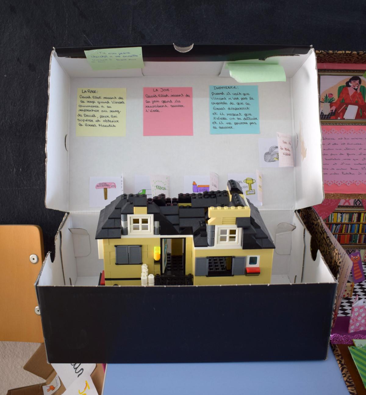 Caja de lectura 1