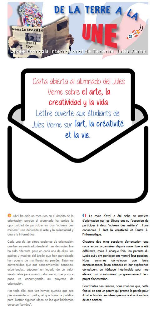 Newsletter nº14