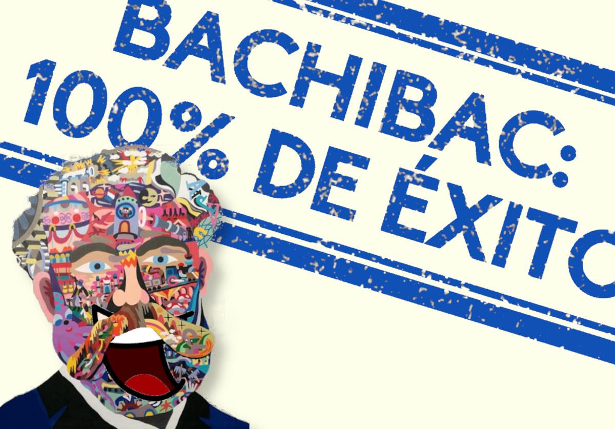 100% de éxito en el bachibac en 2021
